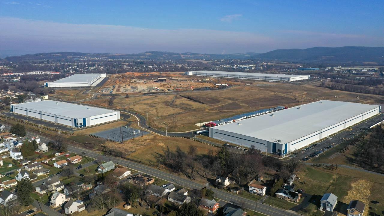Bridgeport 78 Phillipsburg New Jersey January 2021 Project Cover Image