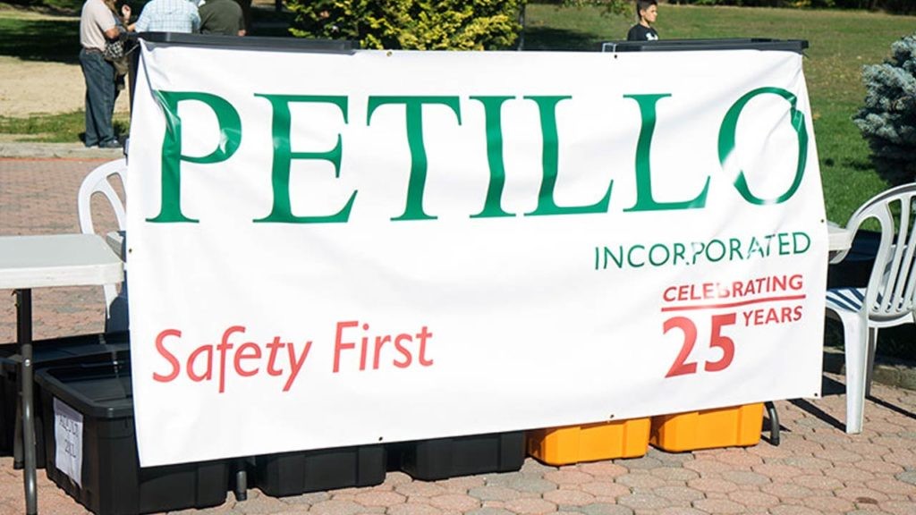 Petillo First Annual Safety Party