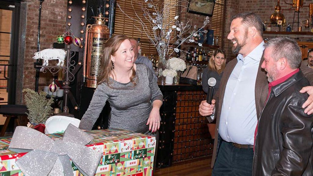 Petillo 2014 Holiday Party