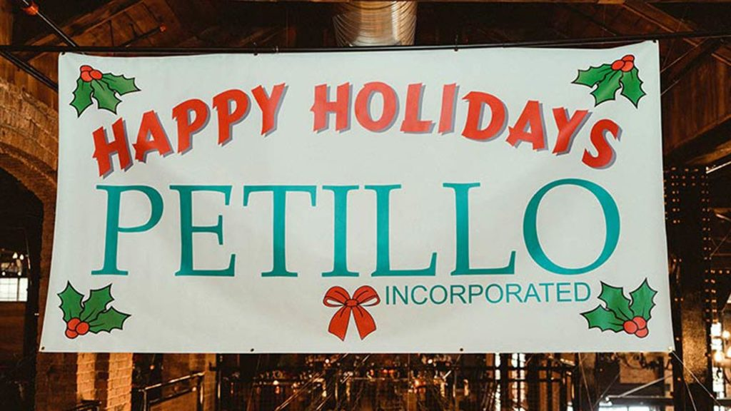 Petillo 2016 Holiday Party