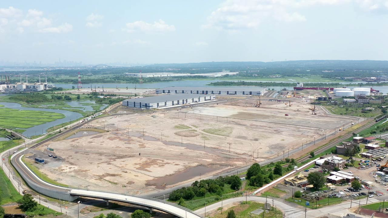 Linden Logistics Phase 2 Linden New Jersey July 2021 Project Cover Image