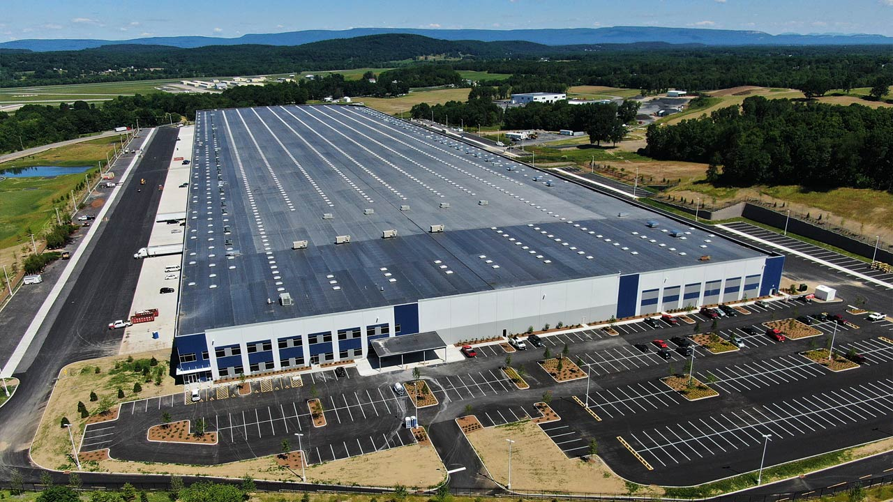 Medline Warehouse Montgomery New York June 2020 Project Cover Image