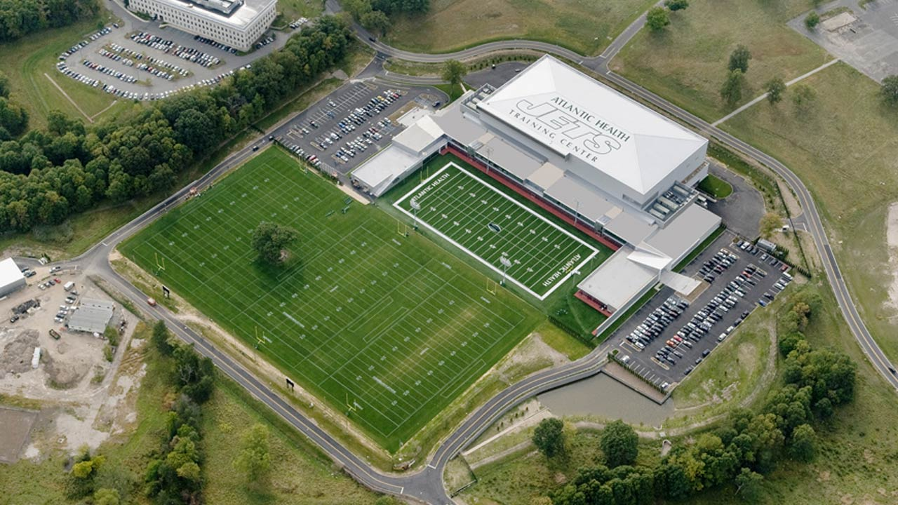 New York Jets Training Facility Project Cover Image