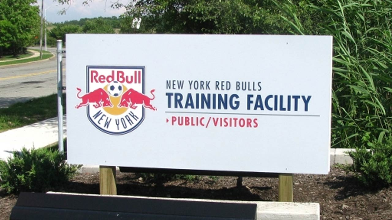 Red Bull Training Facility Project Cover Image