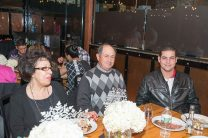 07 - December 2014 Holiday Party at Avenue A Club in Newark, New Jersey.