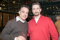 08 - December 2014 Holiday Party at Avenue A Club in Newark, New Jersey.