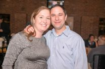 50 - December 2014 Holiday Party at Avenue A Club in Newark, New Jersey.