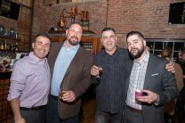 71 - December 2014 Holiday Party at Avenue A Club in Newark, New Jersey.