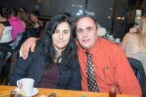 83 - December 2014 Holiday Party at Avenue A Club in Newark, New Jersey.