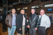 84 - December 2014 Holiday Party at Avenue A Club in Newark, New Jersey.