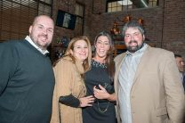 91 - December 2014 Holiday Party at Avenue A Club in Newark, New Jersey.