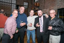 102 - December 2014 Holiday Party at Avenue A Club in Newark, New Jersey.