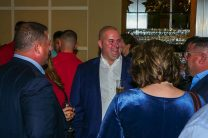 09 - December 2018 Holiday Party held at the Stone House at Stirling Ridge in Warren, New Jersey.