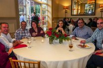15 - December 2018 Holiday Party held at the Stone House at Stirling Ridge in Warren, New Jersey.