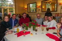 16 - December 2018 Holiday Party held at the Stone House at Stirling Ridge in Warren, New Jersey.