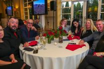 17 - December 2018 Holiday Party held at the Stone House at Stirling Ridge in Warren, New Jersey.
