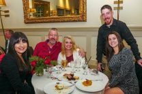 26 - December 2018 Holiday Party held at the Stone House at Stirling Ridge in Warren, New Jersey.