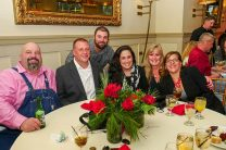 27 - December 2018 Holiday Party held at the Stone House at Stirling Ridge in Warren, New Jersey.