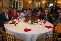 43 - December 2018 Holiday Party held at the Stone House at Stirling Ridge in Warren, New Jersey.