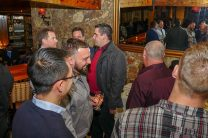 49 - December 2018 Holiday Party held at the Stone House at Stirling Ridge in Warren, New Jersey.