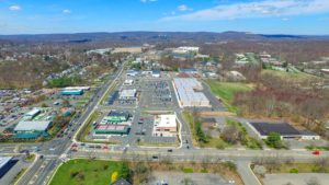 Hanover Crossroads completed project view overlooking Ridgedale Ave in Cedar Knolls, New Jersey