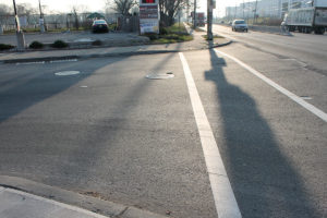Sewer covers, culverts and paving completed at the Sip Ave project